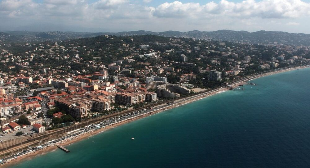 Fransa - Cannes