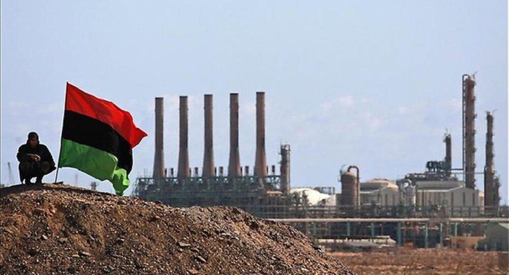 Libya petrol sahaları