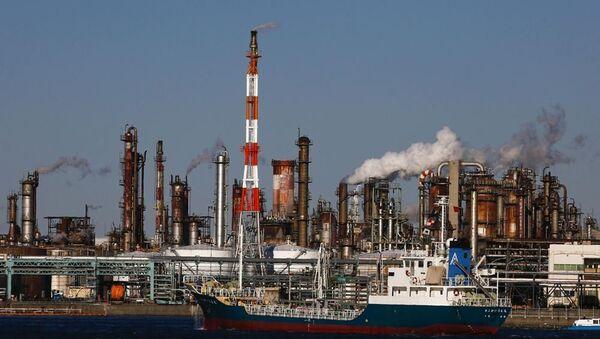 Libya'da petrol rafinerileri - Sputnik Türkiye