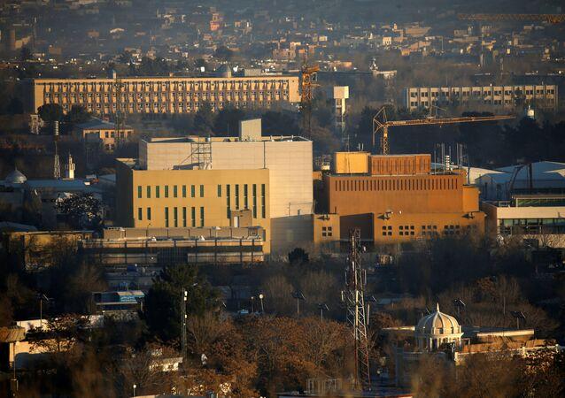 ABD Afganistan Büyükelçiliği