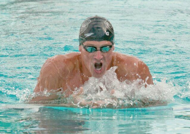 ABD'li Olimpiyat yüzücüsü Ryan Lochte