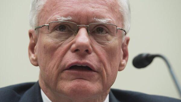 2008-2010 arasında ABD'nin Ankara Büyükelçisi olarak görev yapan James Jeffrey - Sputnik Türkiye