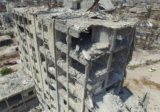 Kuşbakışı Halep
