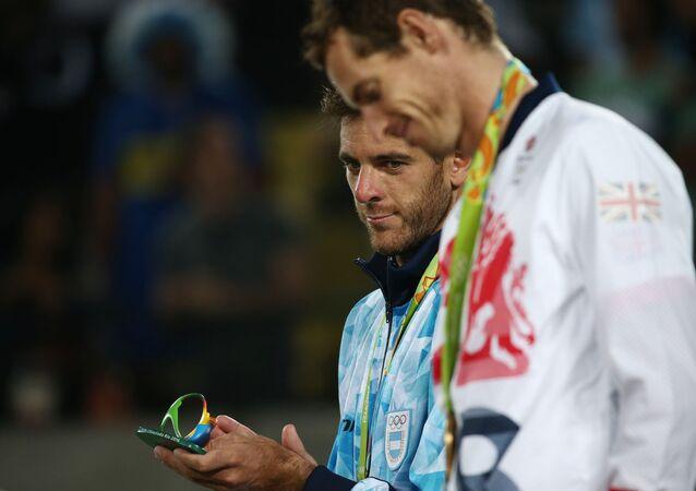 Juan Martin del Potro - Andy Murray / Rio Olimpiyat Oyunları