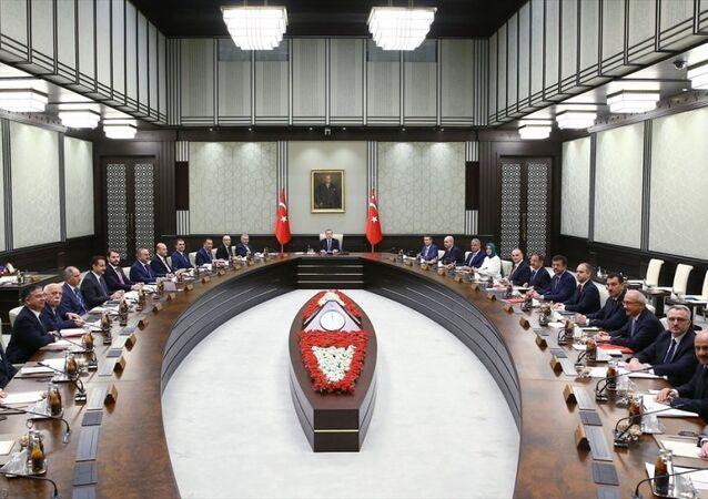 Bakanlar Kurulu toplantısı