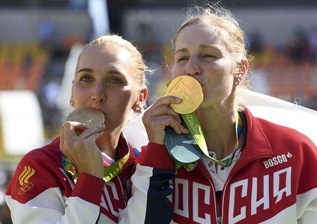 Yekaterina Makarova - Yelena Vesnina / Rio Olimpiyat Oyunları