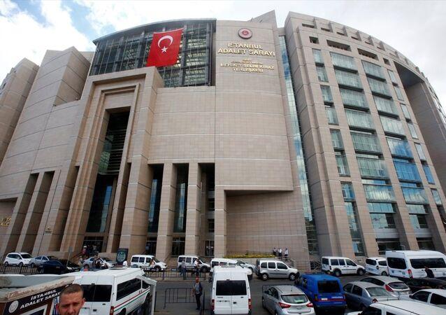 İstanbul Adliye Sarayı - Çağlayan