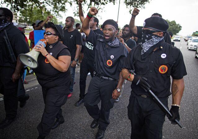Halkın Yeni Kara Panter Partisi-ABD