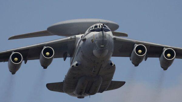 'Mantar uçak' olarak da anılan A50-U uçağı - Sputnik Türkiye