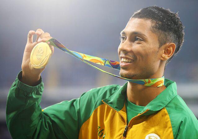 Wayde van Niekerk / Rio Olimpiyat Oyunları