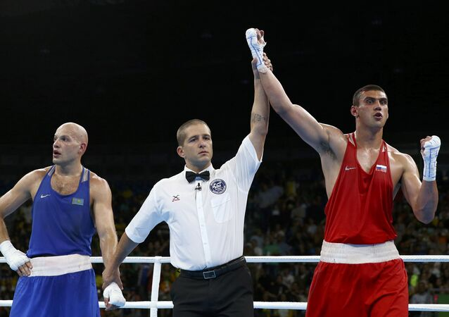 Son olarak Rus güreşçi Davit Çakvetadze erkekler 85 kiloda, boksör Yevgeniy Tişenko ise erkekler 91 kiloda altın madalya kazandı.