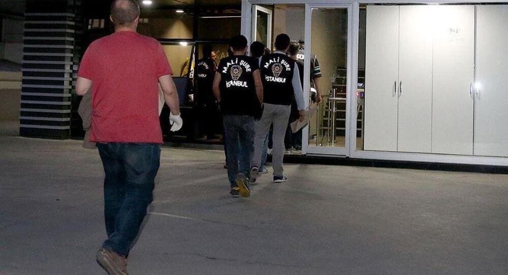 İstanbul'da Akfa Holding'e 'FETÖ' operasyonu: Patron dahil 50 gözaltı