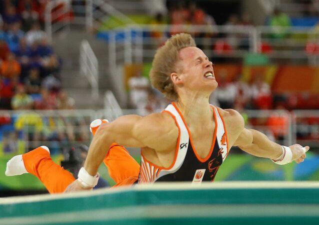 Hollandalı sporcu Epke Zonderland