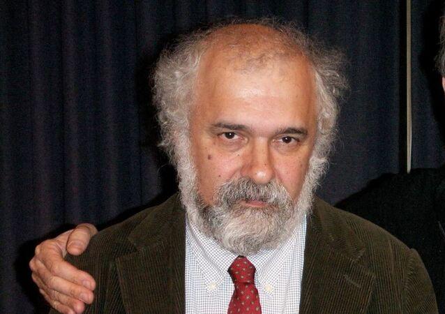 Gazeteci-yazar Ragıp Zarakolu