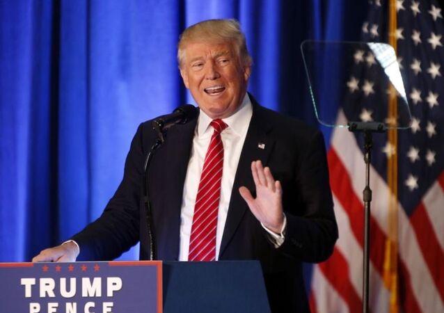 Trump Milwaukee'de halka seslendi