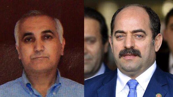 FETÖ'nün 'hava kuvvetleri imamı' Adil Öksüz ve hakkında yakalama kararı bulunan eski cumhuriyet savcısı Zekeriya Öz - Sputnik Türkiye