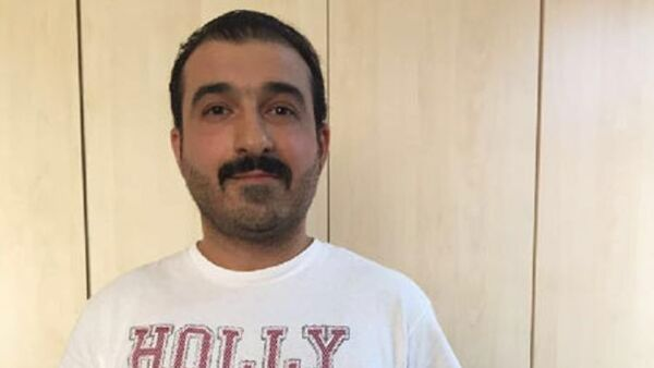 Fethullah Gülen'in yeğeni Selman Gülen - Sputnik Türkiye