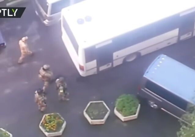 St. Petersburg'daki FSB operasyonunda şüpheli 4 militan öldürüldü