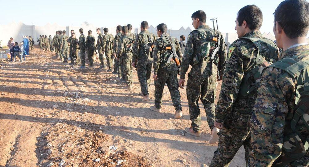 Suriye ordusu, YPG'yi havadan savaş uçaklarıyla bombaladı