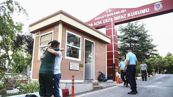 cezaevi tahliye - Sputnik Türkiye