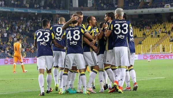 Fenerbahçe - Grasshoppers - Sputnik Türkiye