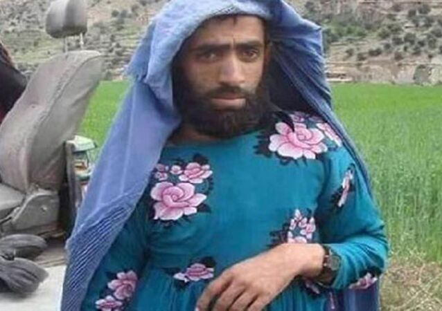 IŞİD'in Kuzey Afganistan sorumlusu Baz Muhammed