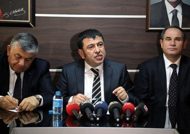 CHP Genel Başkan Yardımcısı Veli Ağbaba