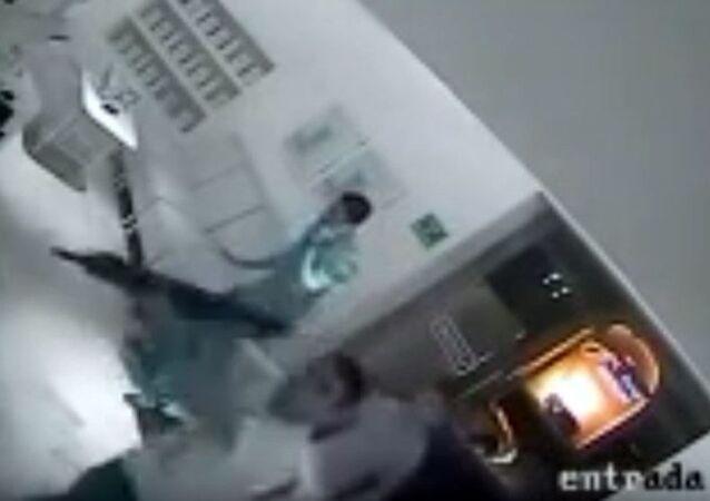 Bücür'ün oğlunu kaçıranların güvenlik kamerası görüntüleri internete sızdı