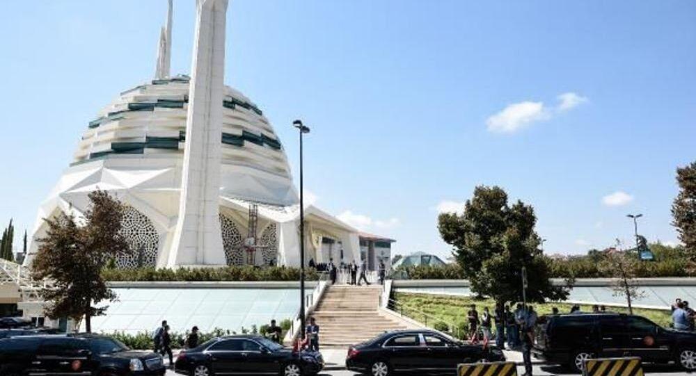 Erdoğan Marmara İlahiyat Fakültesi Camii
