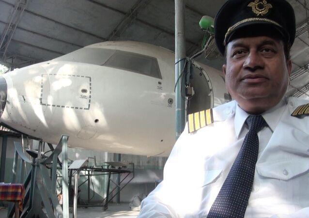 Hindistanlı eski pilot Bahadur Chand Gupta