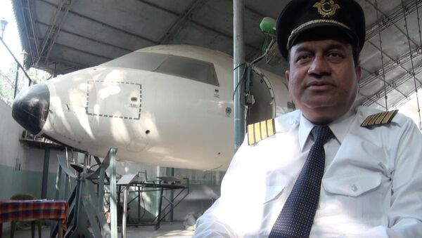 Hindistanlı eski pilot Bahadur Chand Gupta - Sputnik Türkiye