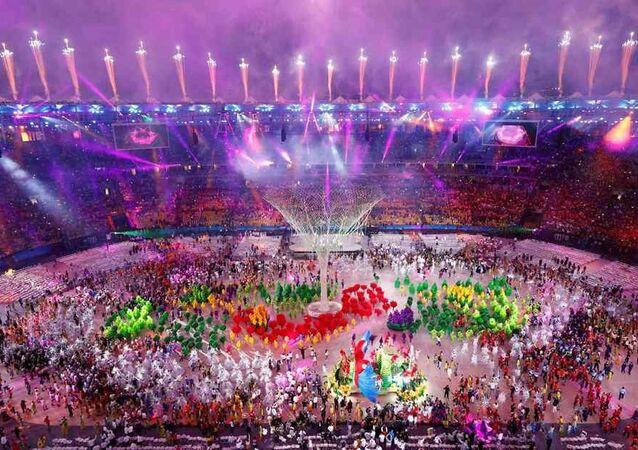 2016 Rio Olimpiyat Oyunları kapanış töreni