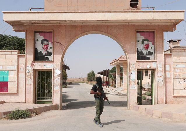 Haseke- Suriye- YPG