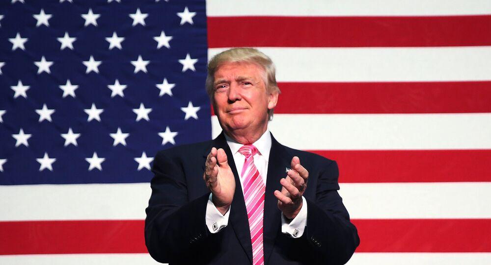 ABD'de Cumhuriyetçi başkan adayı Donald Trump