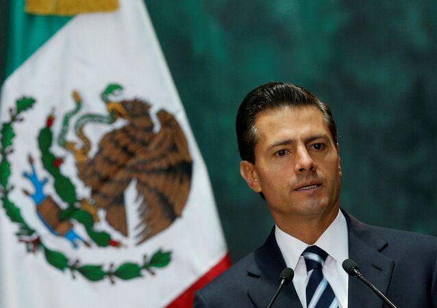 Meksika Devlet Başkanı Pena Nieto
