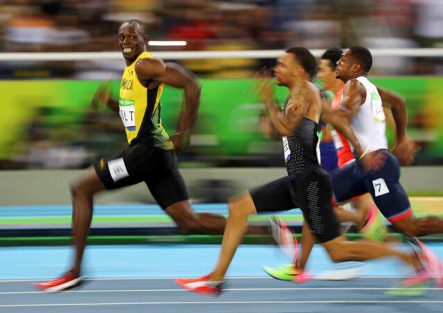 Usain Bolt / Rio Olimpiyat Oyunları