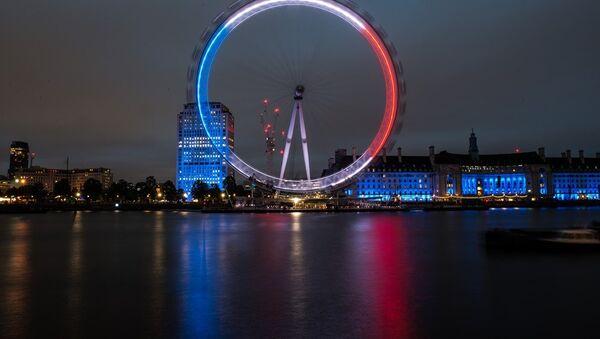 London Eye - Sputnik Türkiye