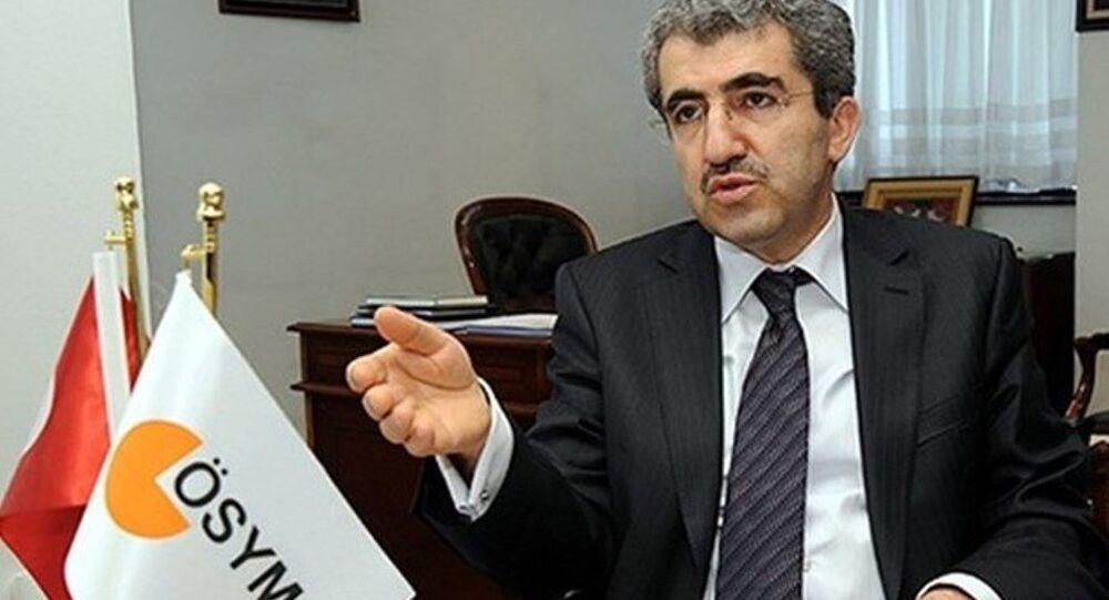 Eski ÖSYM Başkanı Ali Demir