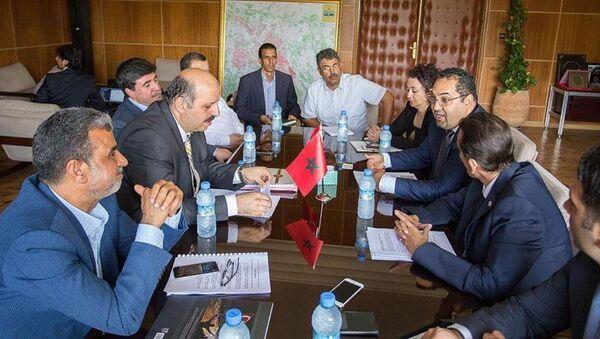 Milletvekillerinden Fas'a FETÖ ziyareti - Sputnik Türkiye
