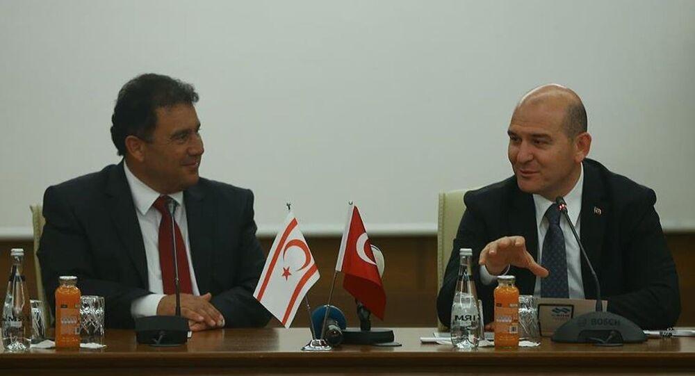 Hamza Ersan Saner - Süleyman Soylu