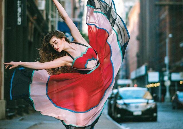 Şehirde dans