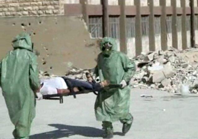 Suriye-kimyasal silah