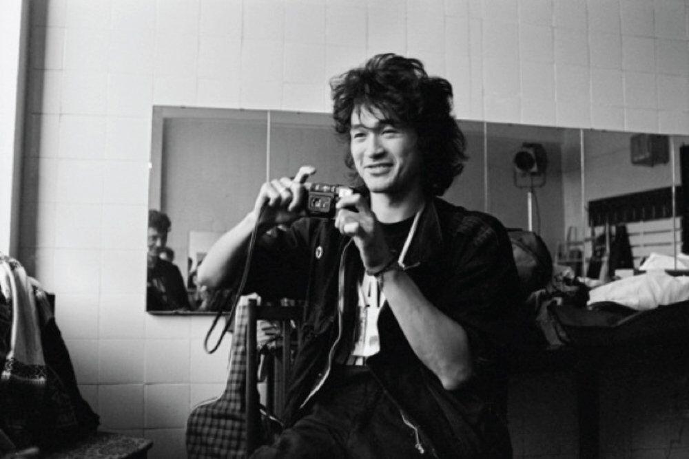 Viktor Tsoy, Leningrad (St. Petersburg) 1986