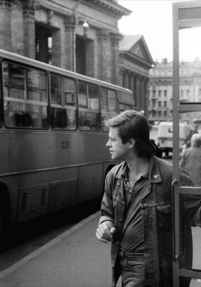 Boris Grebenşikov, Leningrad 1986
