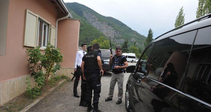 Güvenlik güçleri, Kılıçdaroğlu'na saldırının ardından yoğun önlemler aldı.