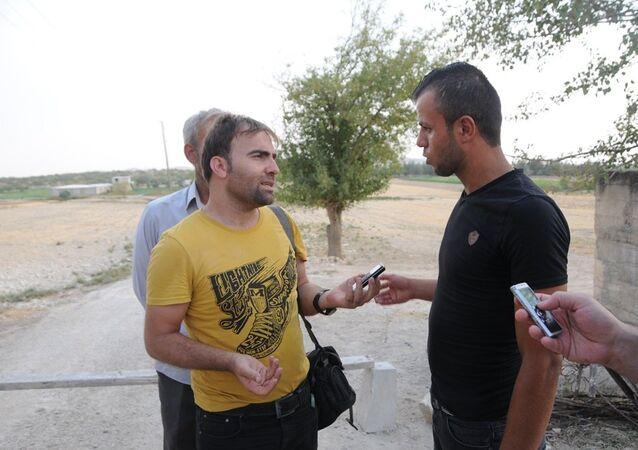 ÖSO militanı Yasin: Cerablus'u IŞİD'den almamız önemli bir kazanımdır. Diğer yerlerin alınması için büyük bir moral oldu.