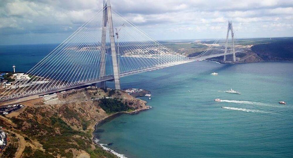 Yavuz Sultan Selim Köprüsü açılış
