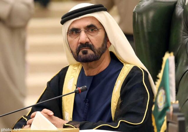 Dubai Emiri Şeyh Muhammed bin Raşid El Maktum