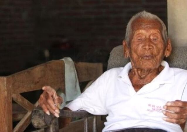 Dünyanın en yaşlı adamı, Gotho