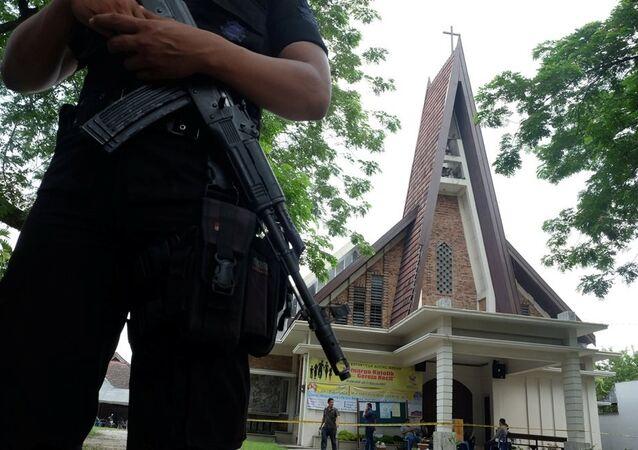Endonezya, Katolik kilisesi